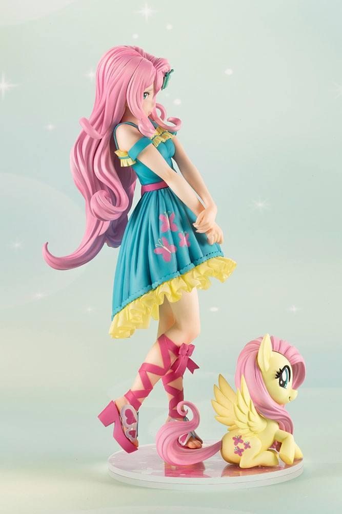 My Little Pony Bishoujo PVC Statue 1/7 Fluttershy-15485