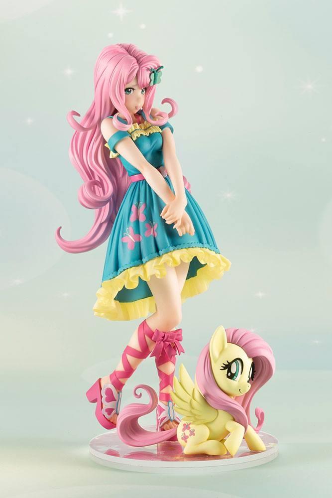 My Little Pony Bishoujo PVC Statue 1/7 Fluttershy-15486
