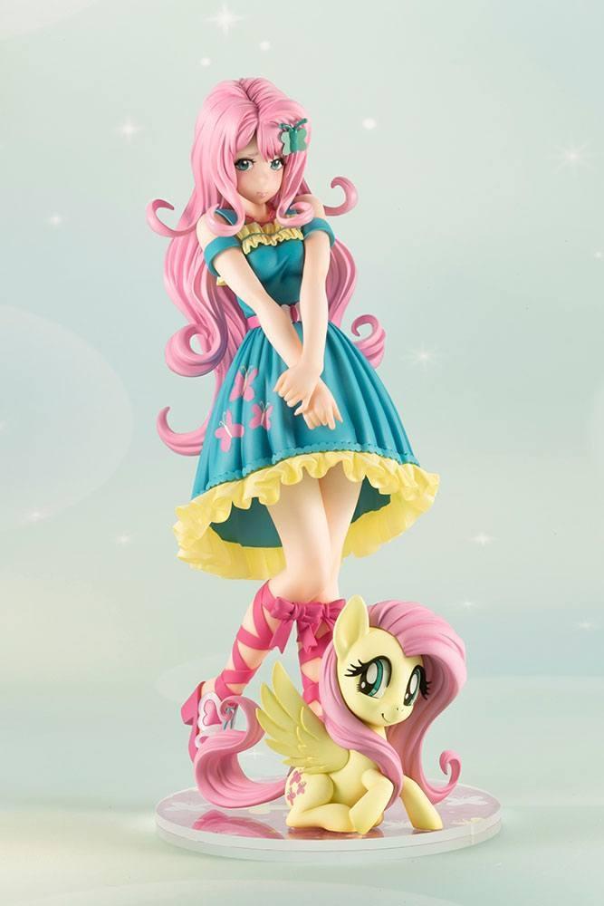 My Little Pony Bishoujo PVC Statue 1/7 Fluttershy-15487