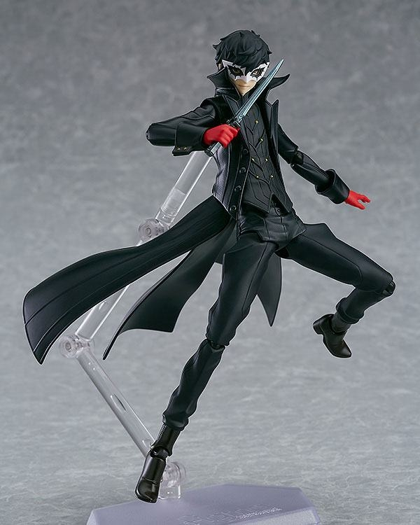 Persona 5 Figma Action Figure Joker-15253