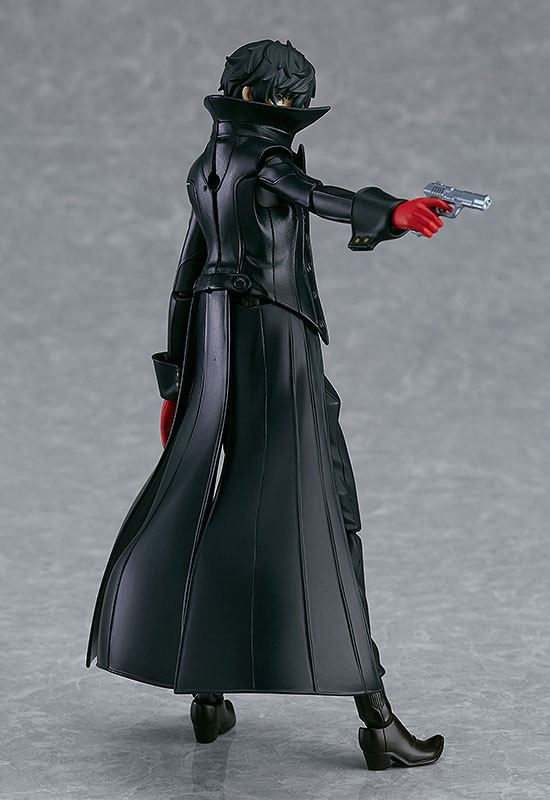 Persona 5 Figma Action Figure Joker-15257
