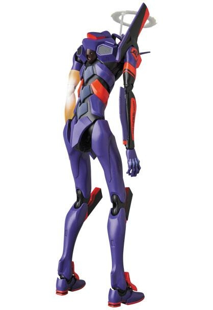 Rebuild of Evangelion MAFEX Action Figure EVA-01 Awakening Ver-15455