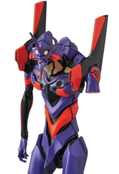 Rebuild of Evangelion MAFEX Action Figure EVA-01 Awakening Ver-15456