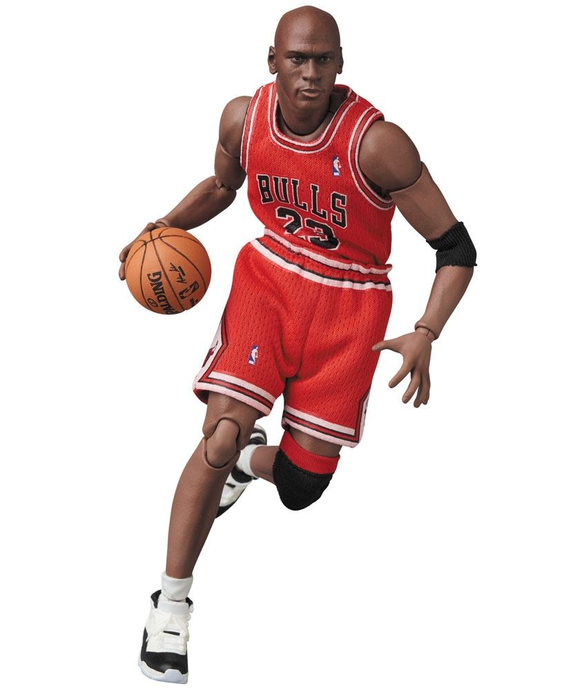 NBA MAFEX Action Figure Michael Jordan-0