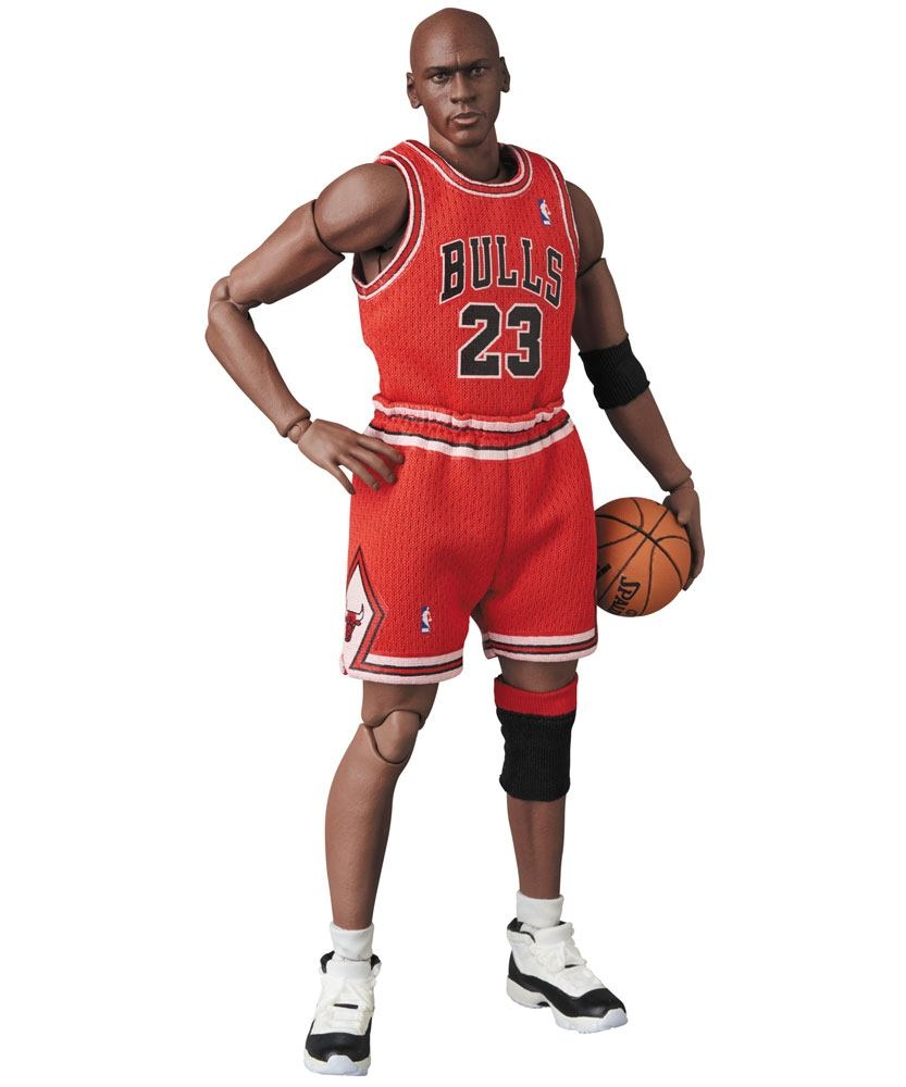 NBA MAFEX Action Figure Michael Jordan-15282