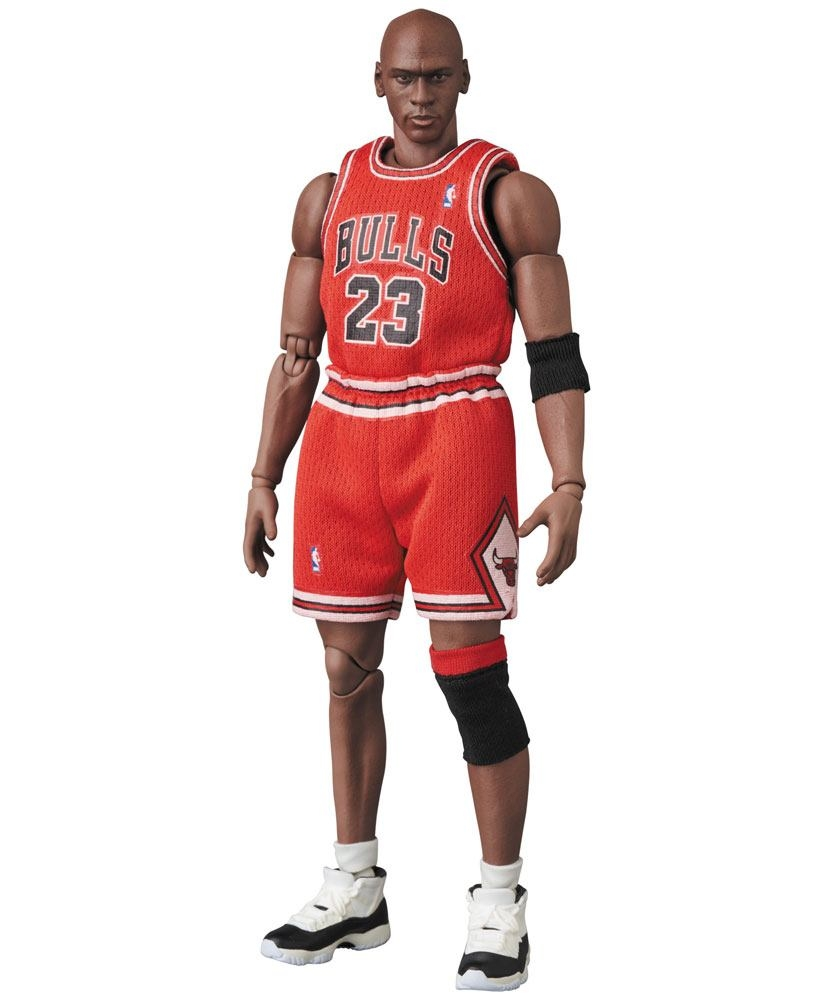 NBA MAFEX Action Figure Michael Jordan-15283