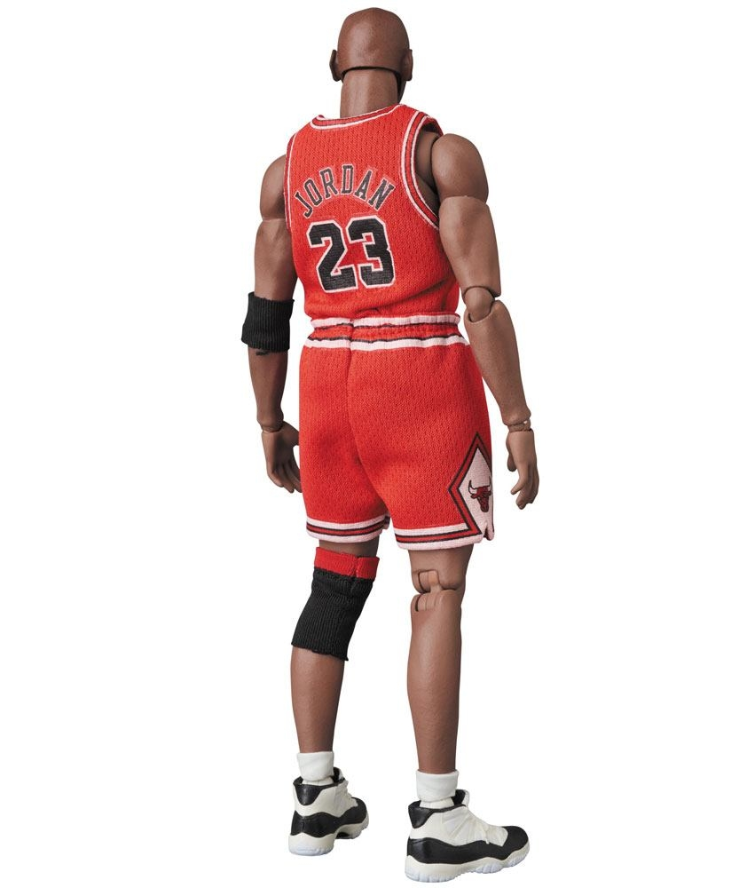 NBA MAFEX Action Figure Michael Jordan-15284