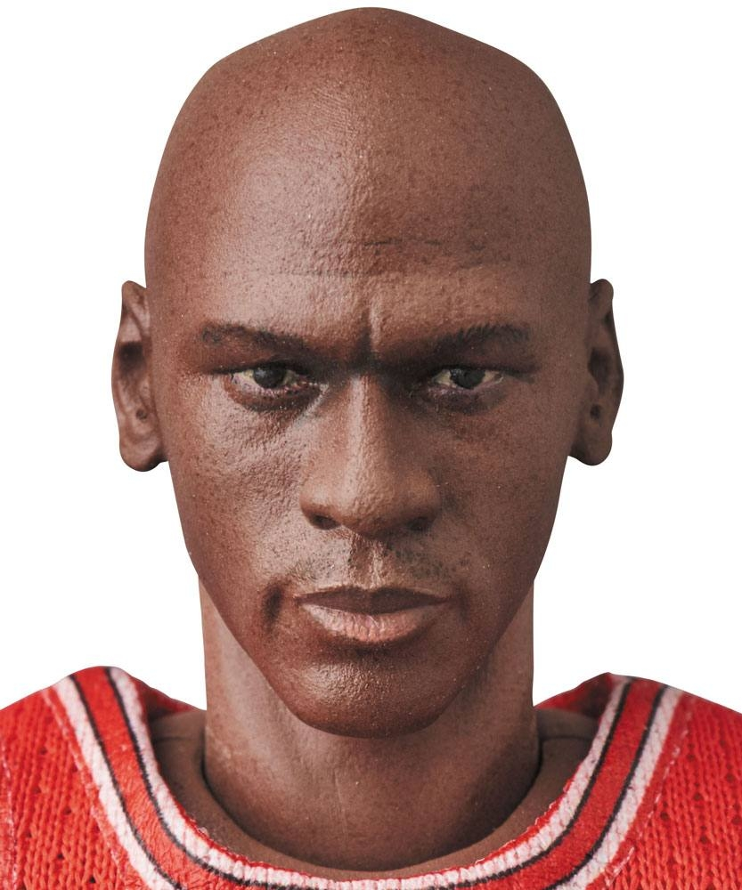 NBA MAFEX Action Figure Michael Jordan-15285