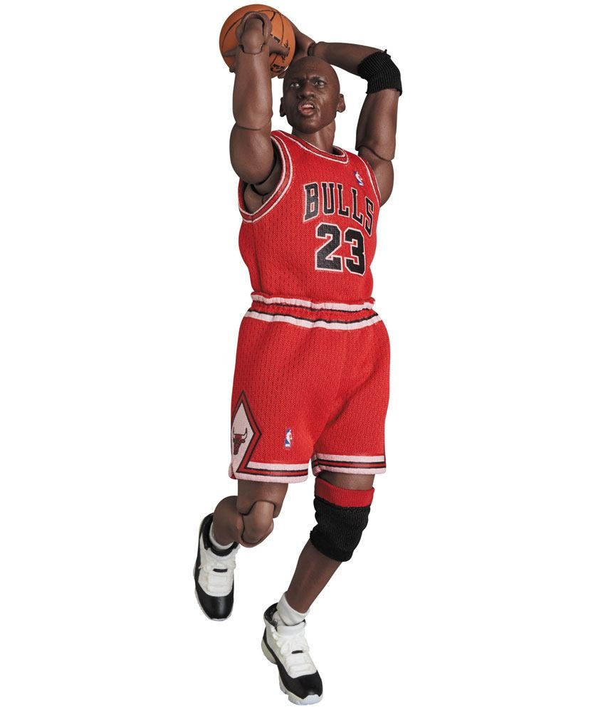 NBA MAFEX Action Figure Michael Jordan-15288