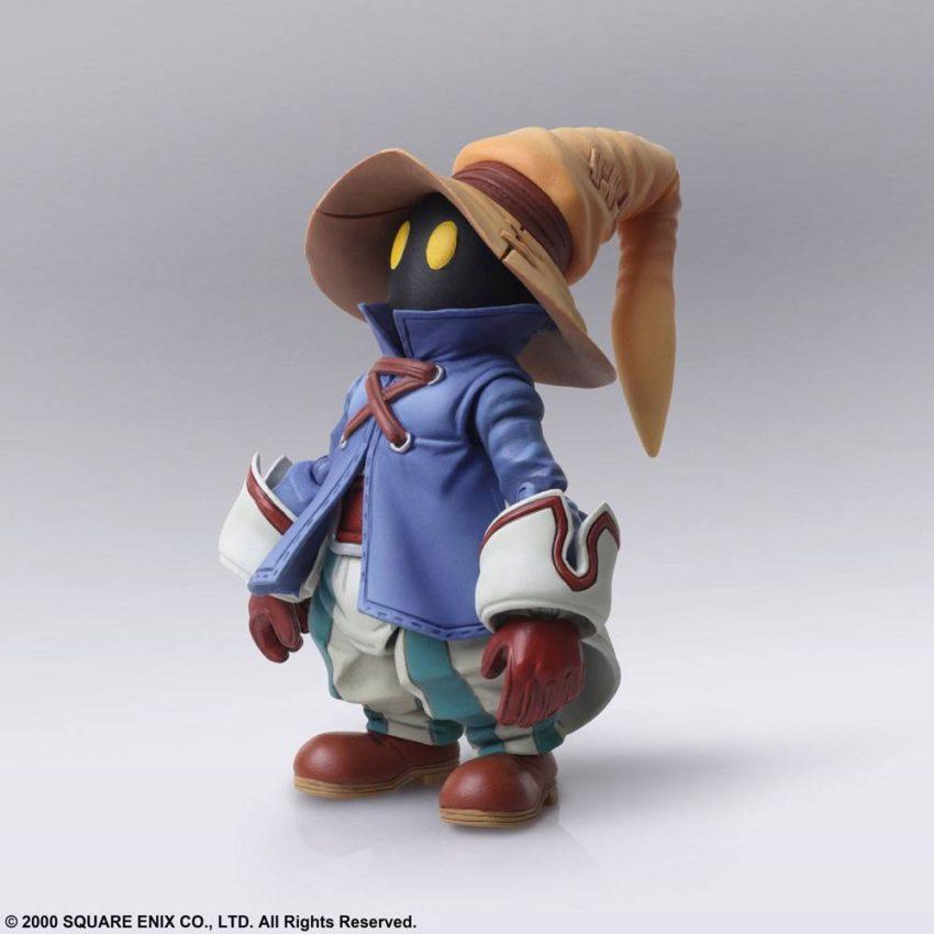 Final Fantasy IX Bring Arts Action Figures Vivi Ornitier & Adelbert Steiner-15633