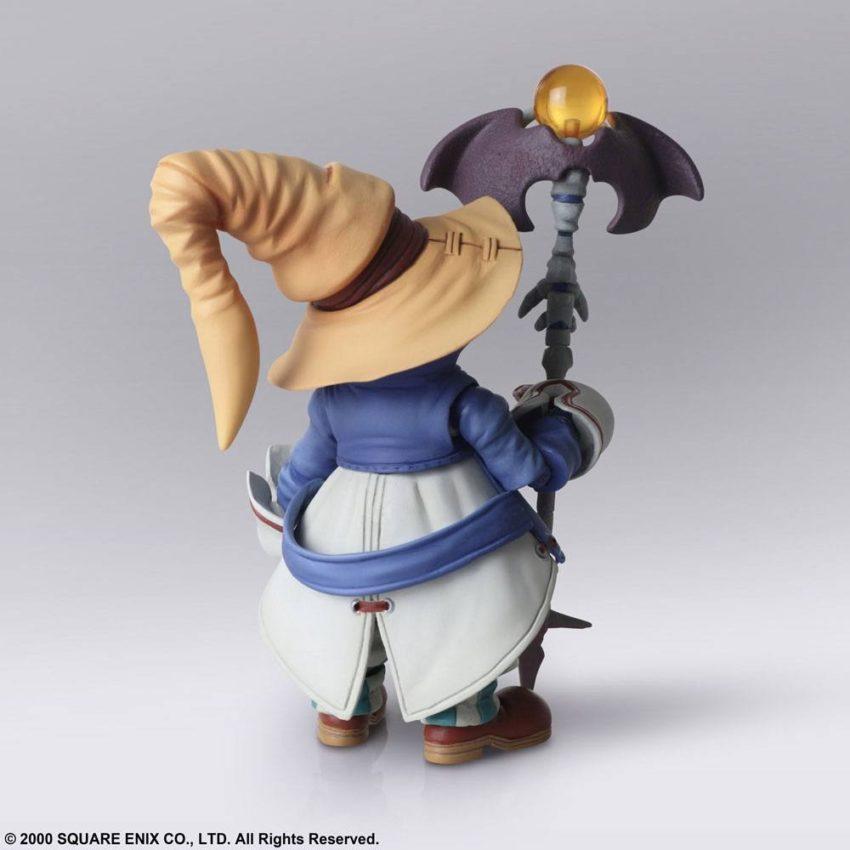 Final Fantasy IX Bring Arts Action Figures Vivi Ornitier & Adelbert Steiner-15632