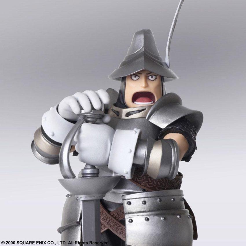 Final Fantasy IX Bring Arts Action Figures Vivi Ornitier & Adelbert Steiner-15635