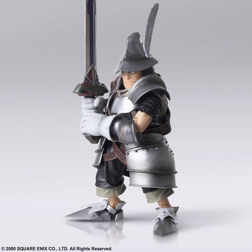 Final Fantasy IX Bring Arts Action Figures Vivi Ornitier & Adelbert Steiner-15636