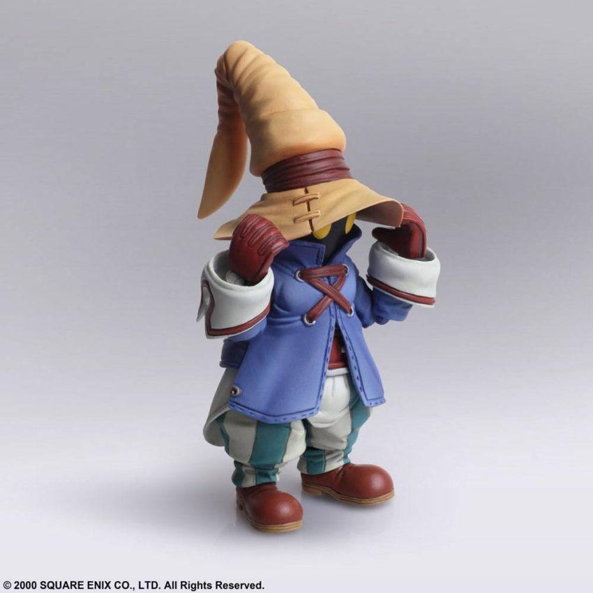 Final Fantasy IX Bring Arts Action Figures Vivi Ornitier & Adelbert Steiner-15637