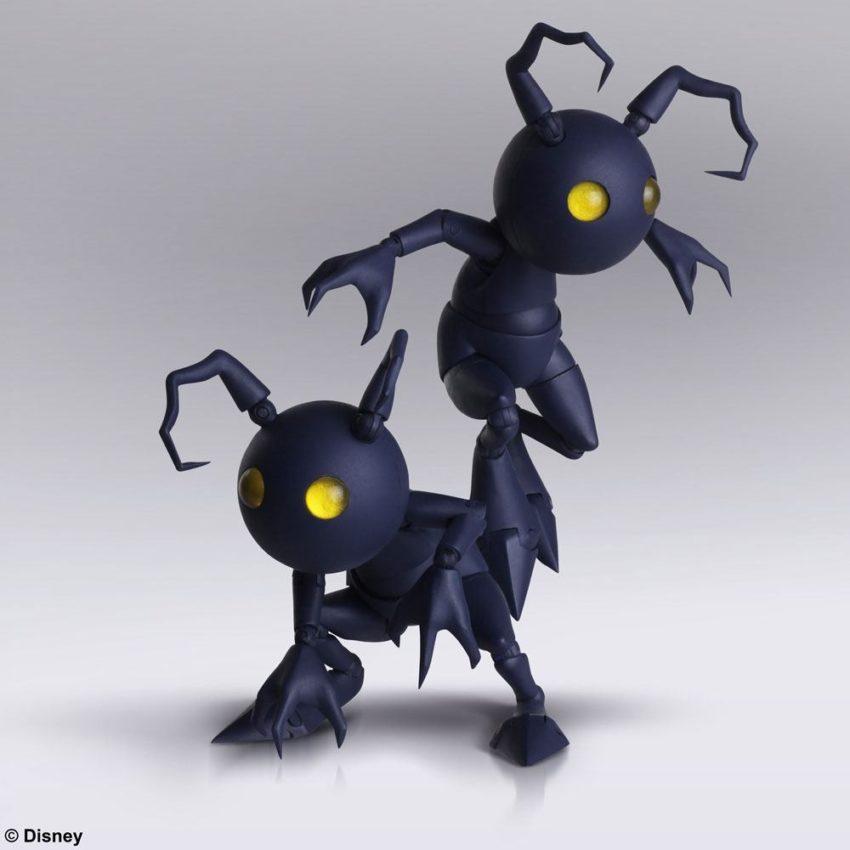 Kingdom Hearts III Bring Arts Action Figures Set Shadow-0