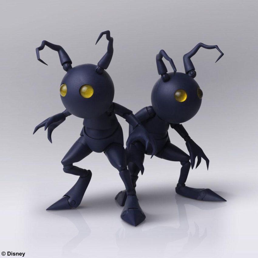 Kingdom Hearts III Bring Arts Action Figures Set Shadow-15643