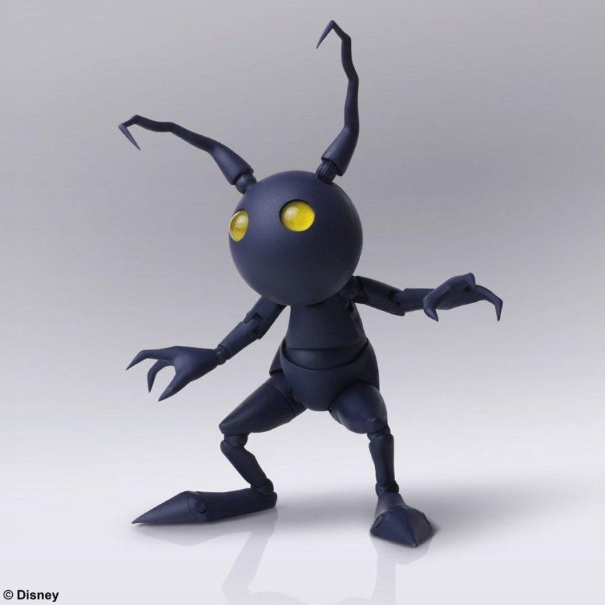 Kingdom Hearts III Bring Arts Action Figures Set Shadow-15644