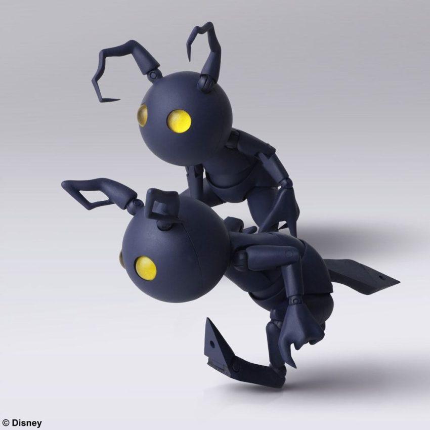 Kingdom Hearts III Bring Arts Action Figures Set Shadow-15646