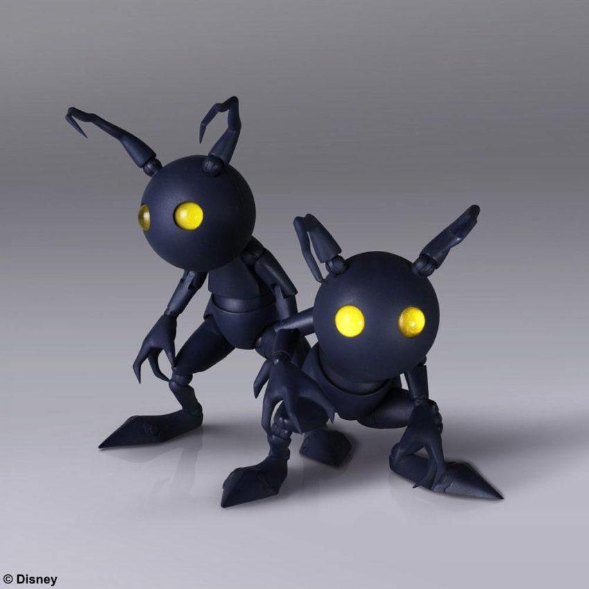 Kingdom Hearts III Bring Arts Action Figures Set Shadow-15647