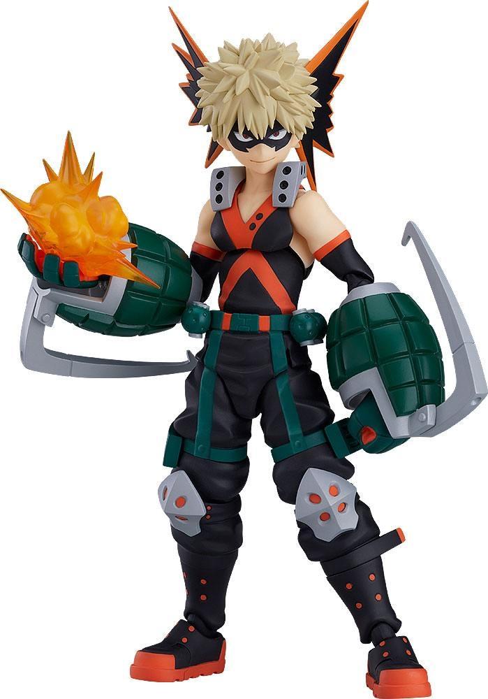 My Hero Academia Figma Action Figure Katsuki Bakugo-0