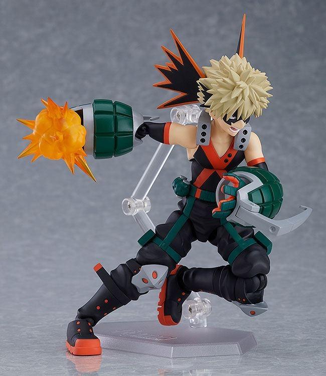 My Hero Academia Figma Action Figure Katsuki Bakugo-15169