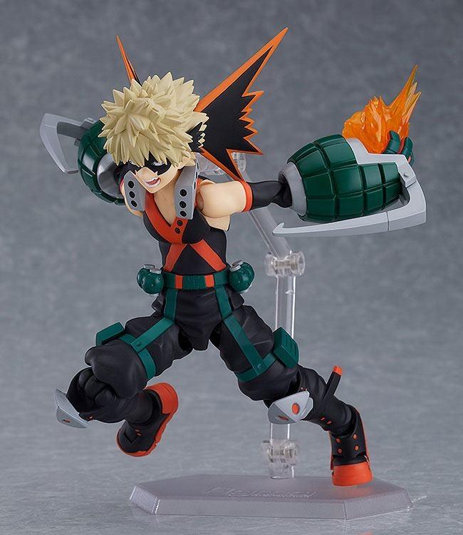 My Hero Academia Figma Action Figure Katsuki Bakugo-15170