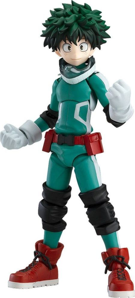 My Hero Academia Figma Action Figure Izuku Midoriya-0
