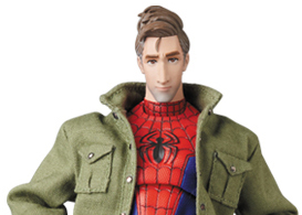 SPIDER-MAN: INTO THE SPIDER-VERSE MAFEX No.109 SPIDER-MAN (Peter B Parker)