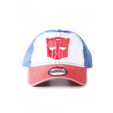 Transformers Baseball Cap Autobots
