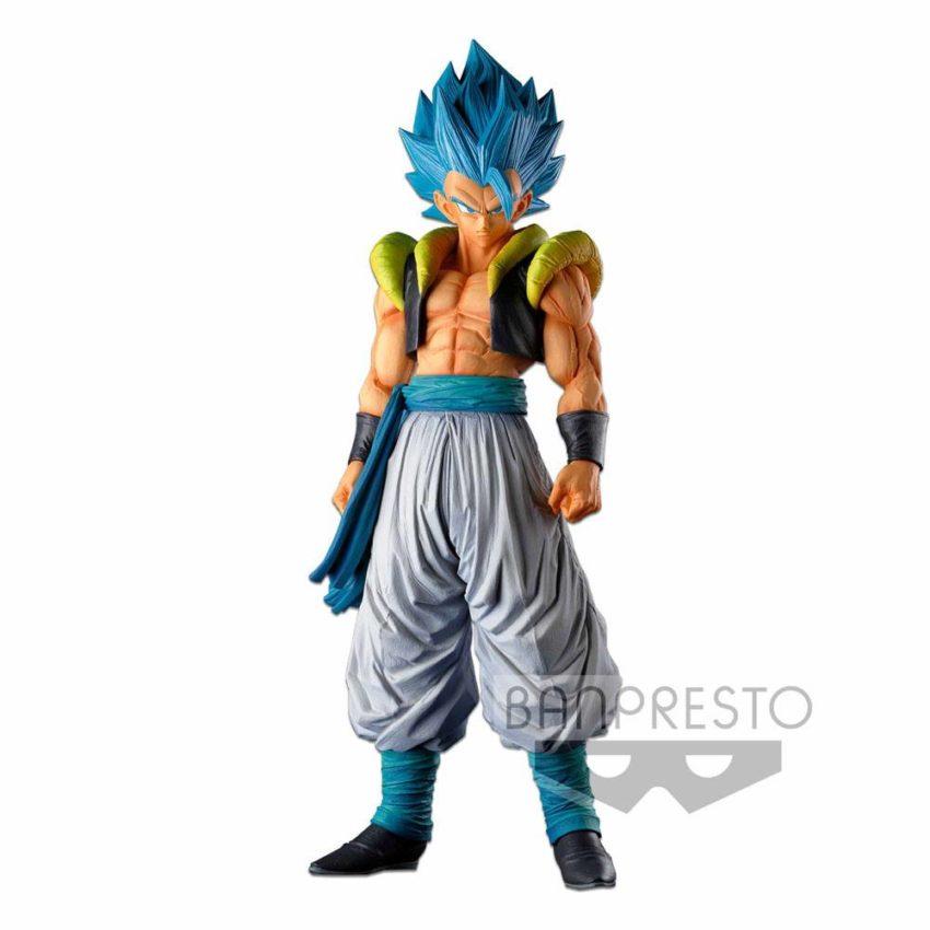 Dragonball Super Super Master Stars Piece Statue Super Saiyan Blue Gogeta