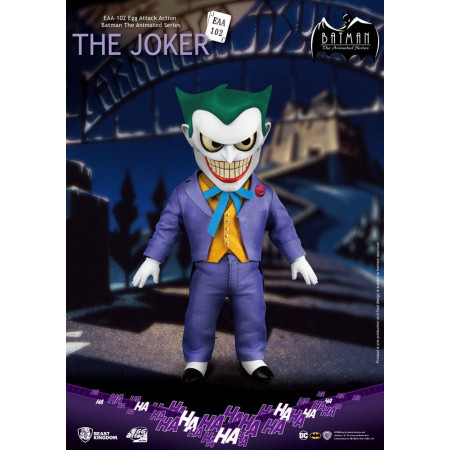 Batman The Animated Series Egg Attack Action Action Figure Joker