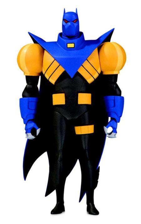 Batman The Adventures Continue Action Figure Azrael