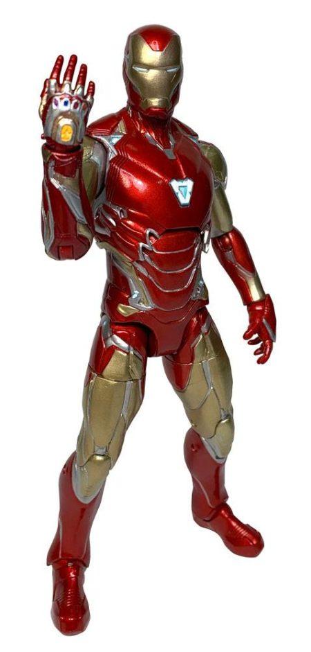 Avengers: Endgame Marvel Select Action Figure Iron Man Mark 85