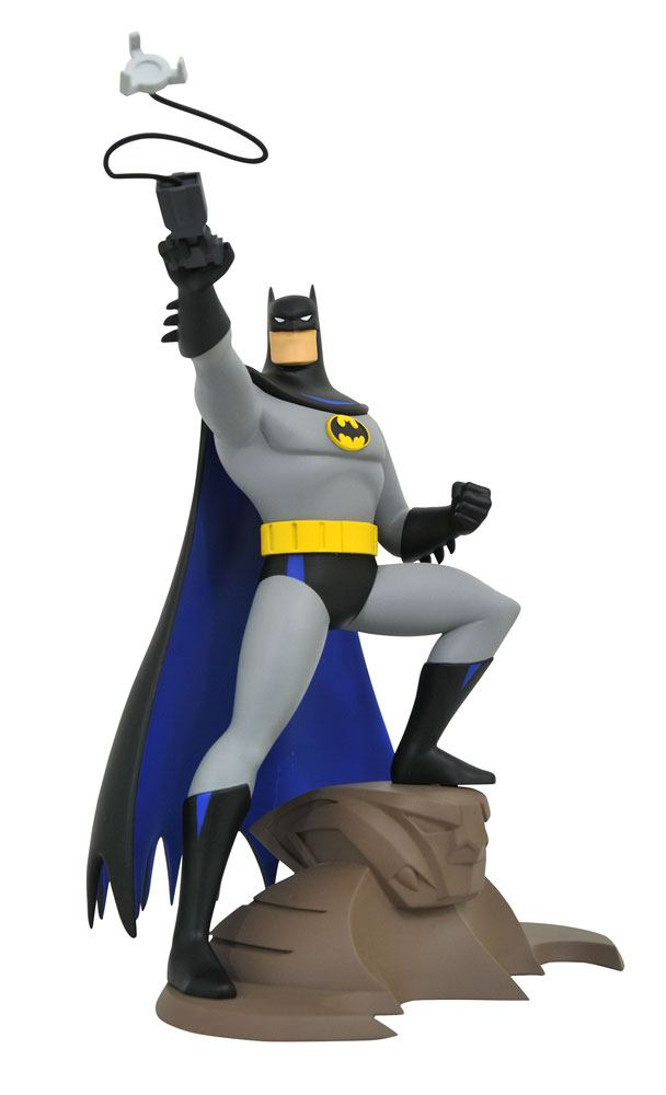 Batman The Animated Series DC TV Gallery PVC Statue Batman with Grappling Gun