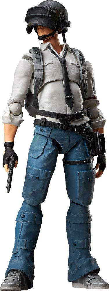 Playerunknown's Battlegrounds (PUBG) Figma Action Figure The Lone Survivor