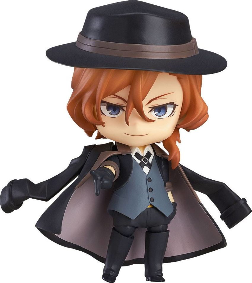 Bungo Stray Dogs Nendoroid Action Figure Chuya Nakahara