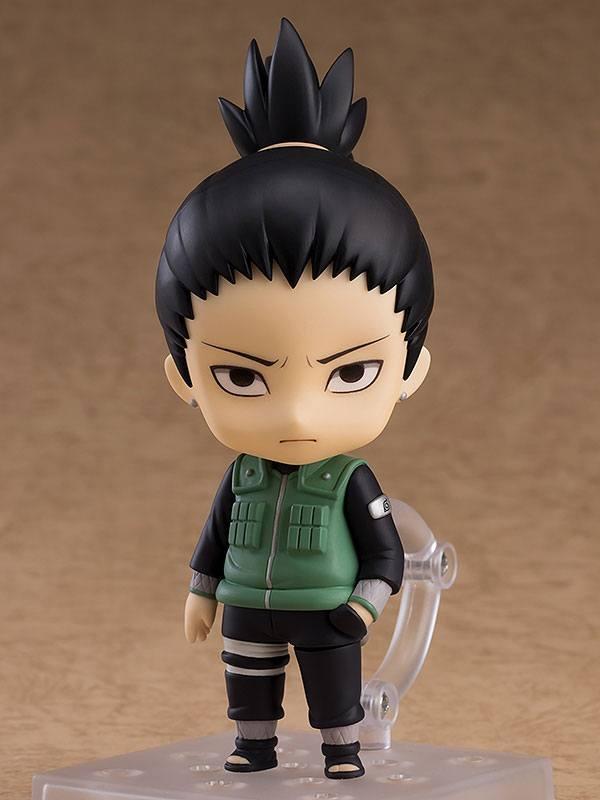 Naruto Shippuden Nendoroid Action Figure Shikamaru Nara-15892