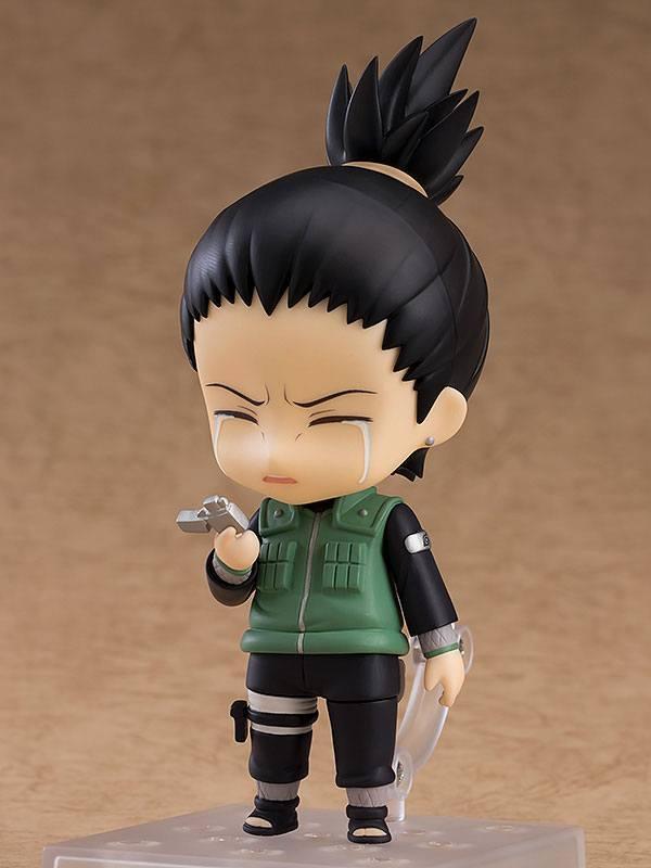 Naruto Shippuden Nendoroid Action Figure Shikamaru Nara-15894