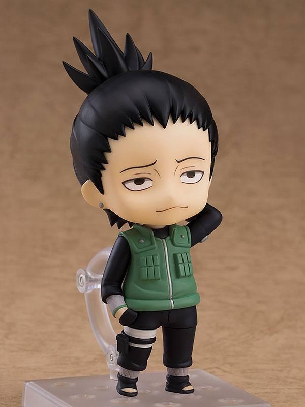 Naruto Shippuden Nendoroid Action Figure Shikamaru Nara-15895