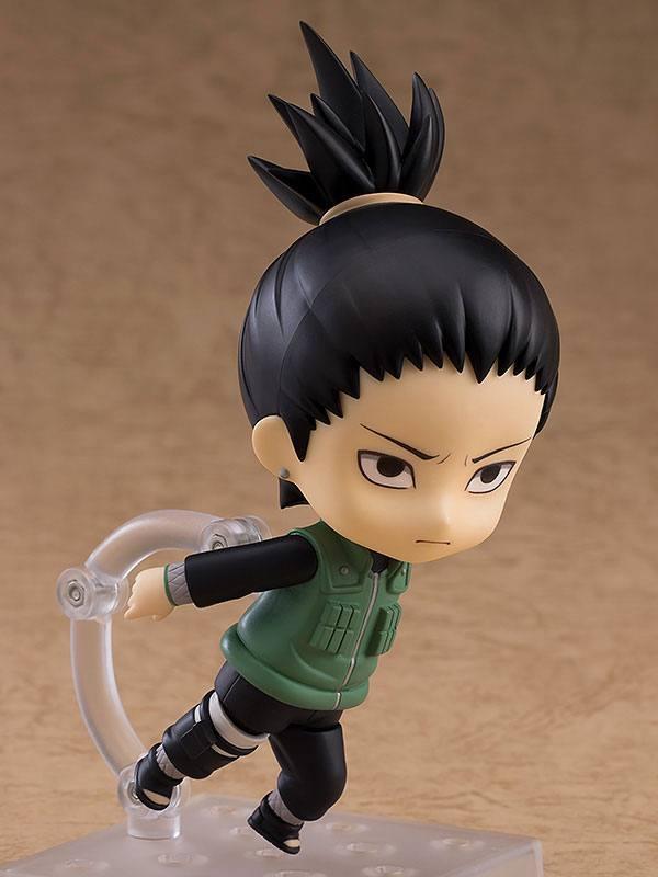 Naruto Shippuden Nendoroid Action Figure Shikamaru Nara-15896