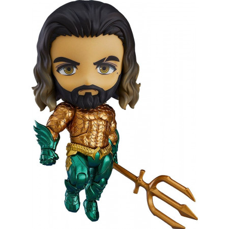 Aquaman Movie Nendoroid Action Figure Aquaman Hero's Edition-0