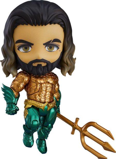Aquaman Movie Nendoroid Action Figure Aquaman Hero's Edition-0