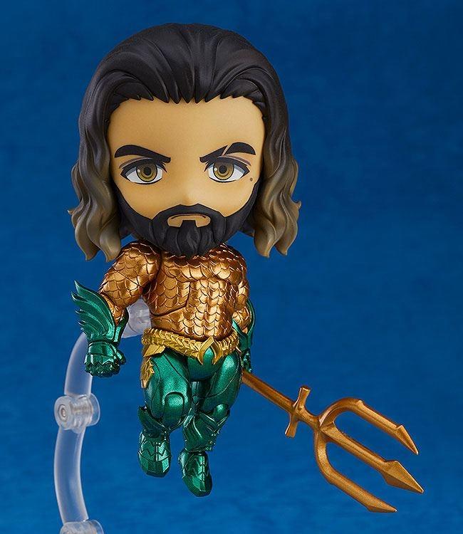 Aquaman Movie Nendoroid Action Figure Aquaman Hero's Edition-15923