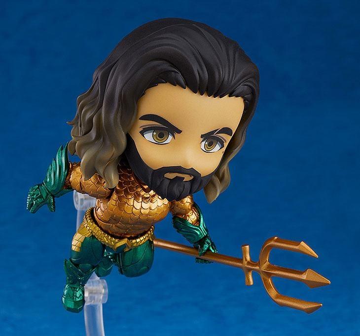 Aquaman Movie Nendoroid Action Figure Aquaman Hero's Edition-15925