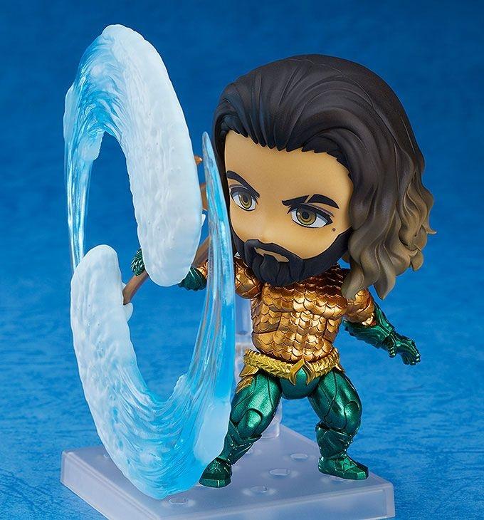 Aquaman Movie Nendoroid Action Figure Aquaman Hero's Edition-15929