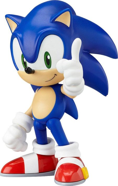 Sonic The Hedgehog PVC Action Figure Sonic The Hedgehog