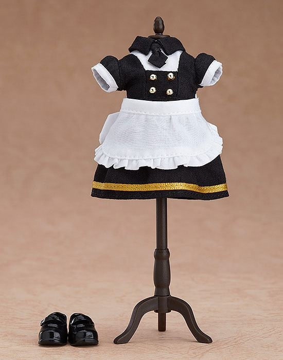 Original Character Parts for Nendoroid Doll Figures Outfit Set (Cafe - Girl)-15956