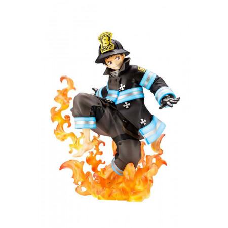 Fire Force ARTFXJ Statue 1/8 Shinra Kusakabe