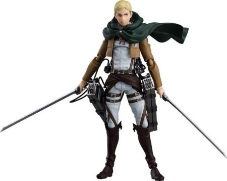 Attack on Titan Figma Action Figure Erwin Smith-0