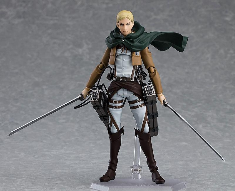 Attack on Titan Figma Action Figure Erwin Smith-15870